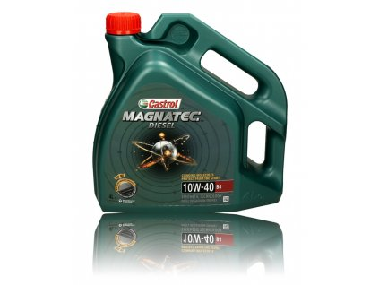 Castrol Magnatec Diesel 10W-40 B4, 4l