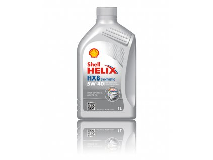 Shell Helix HX8 5W-40, 1l