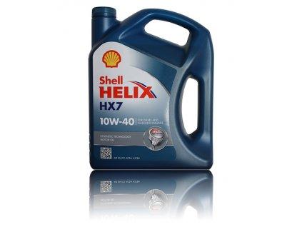Shell Helix HX7 10W-40, 5l