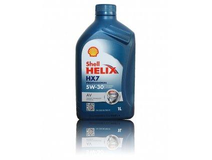 Shell Helix HX7 Professional AV 5W-30, 1l