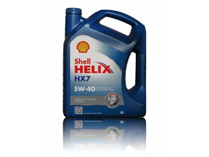 Shell Helix HX7 5W-40, 5l