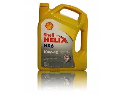 Shell Helix HX6 10W-40, 5l