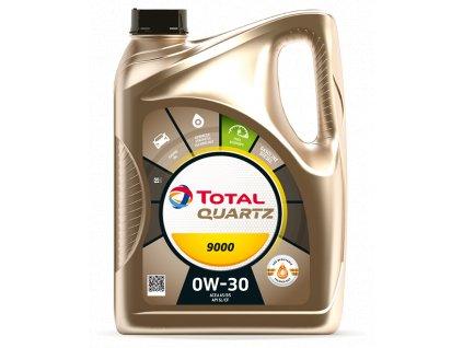 TOTAL QUARTZ 9000 0W30 4L
