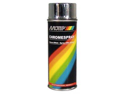 Efektni lak MOTIP Chromspray 400 04060