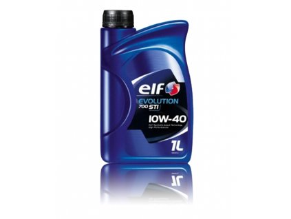 ELF Evolution 700 STI 10W-40, 1l