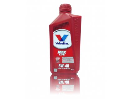 Valvoline MaxLife Synthetic 5W-40, 1L