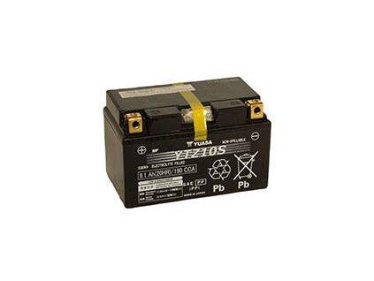 Startovací baterie YUASA Maintenance Free TTZ10S