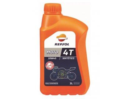 Repsol Moto Sintetico 4T 10W-40 1 l
