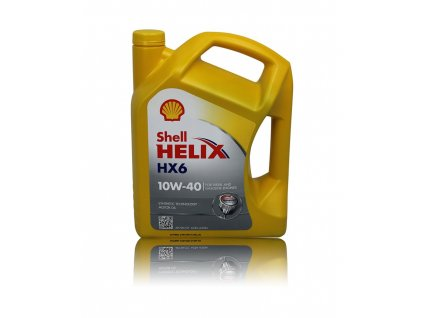 Shell Helix HX6 10W-40, 4l
