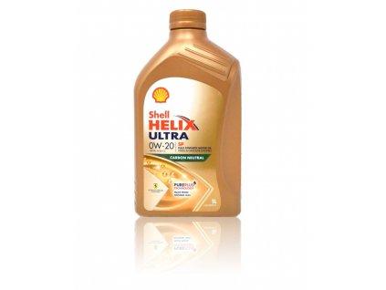 Shell Helix Ultra SN 0W-20 1L