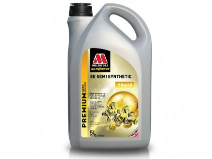 Millers Oils EE Semi Synthetic 10W-40 5L