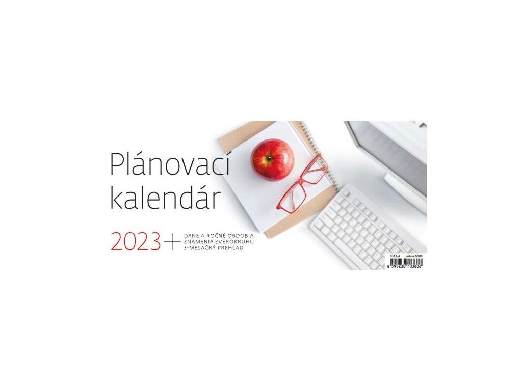 Stolový kalendár plánovací 2022