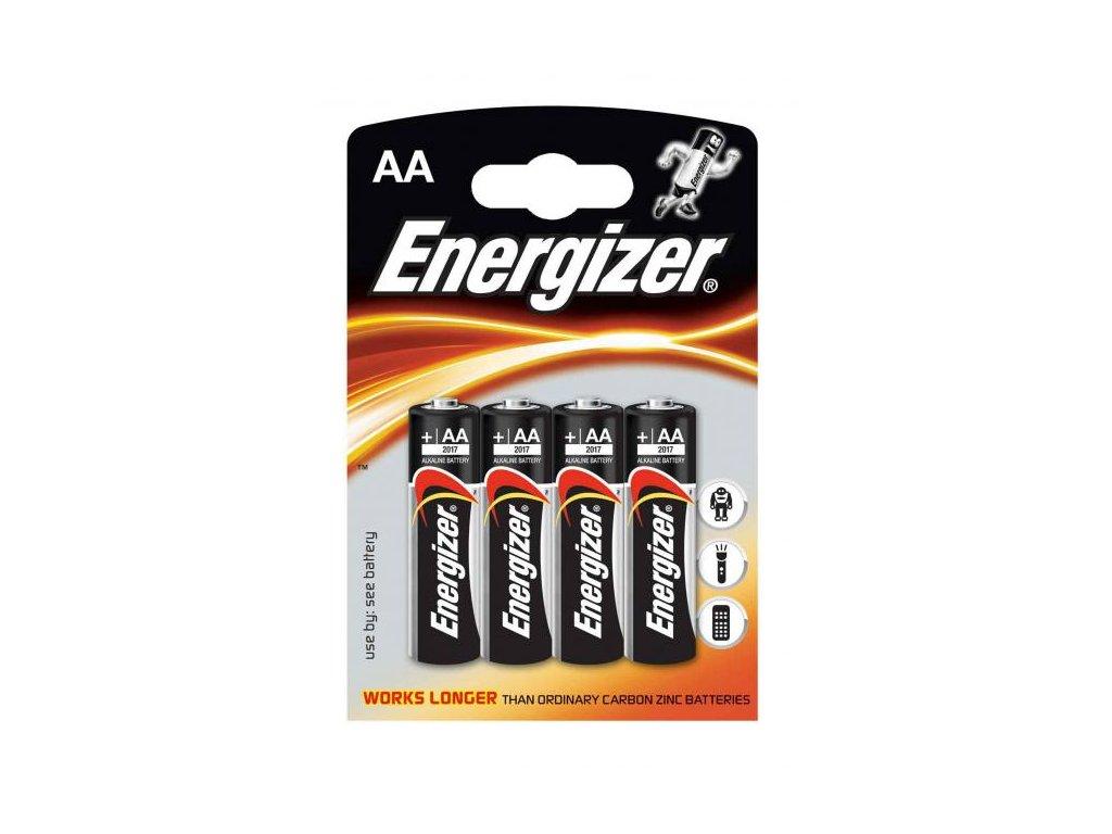 Batéria Energizer Alkaline Power AA-LR6/4ks tužková