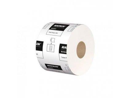 Toaletný papier 2-vrstvový KATRIN Basic Toilet 490 (1ks)