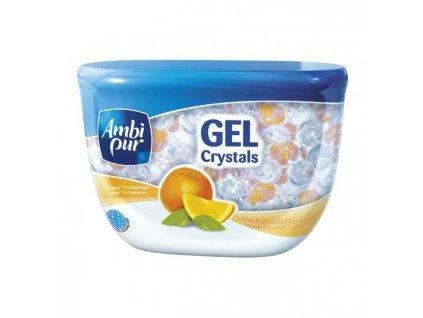 Ambi Pur gélový osviežovač 150ml Crystal Fresh&Cool