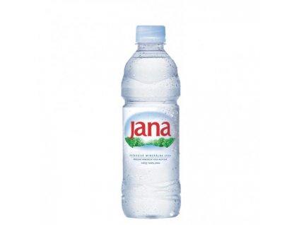 Minerálna voda prírodná Jana nesýtená 12x0,5l