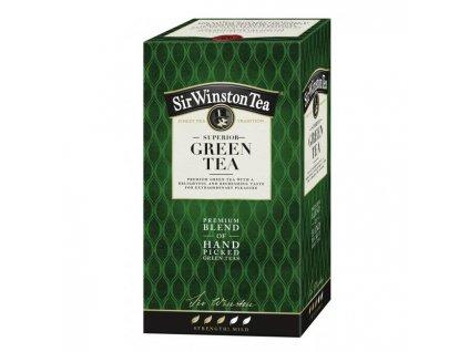 Čaj SIR WINSTON Superior Green Tea 35g