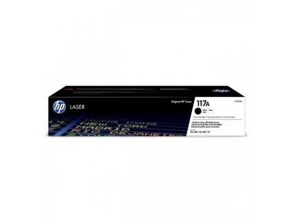 Toner HP W2070A HP 117A pre Color Laser 150a/ MFP 178nw/179fnw black (1.000 str.)