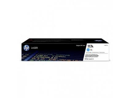 Toner HP W2071A HP 117A pre Color Laser 150a/ MFP 178nw/179fnw cyan (700 str.)
