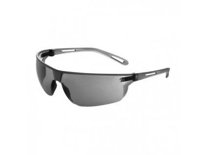 Ochranné okuliare STEALTH 16 g dymové