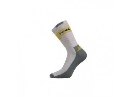 Ponožky WASAT PANDA biele veľ. 37-38
