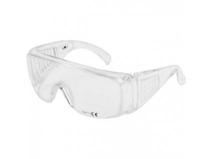 Ochranné okuliare FF DONAU AS-01-001 číre