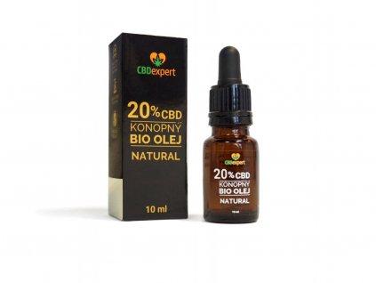 cbd olej 20%
