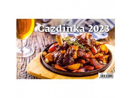 Stolový kalendár Gazdinka 2022