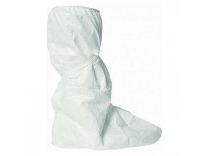 Ochranné návleky na vysokú obuv biele (1pár)