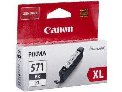Atramentová náplň Canon CLI-571BK pre MG 5750/5751/6850/6851/7750/7751 black (7 ml)