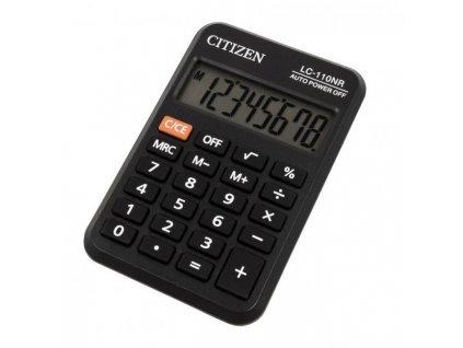 Kalkulačka Citizen LC 110 NR