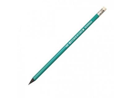 Ceruzka Donau s gumou tvrdosť HB 12ks