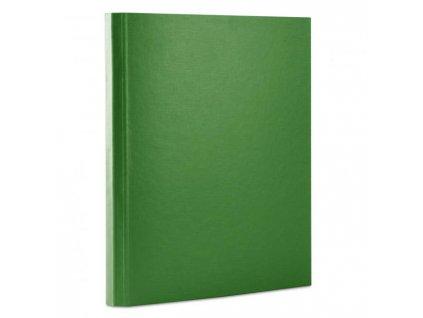 Kartónový box so suchým zipom 40mm Office products zelený