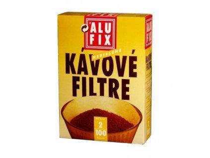 Kávové filtre Alufix veľkosť 2