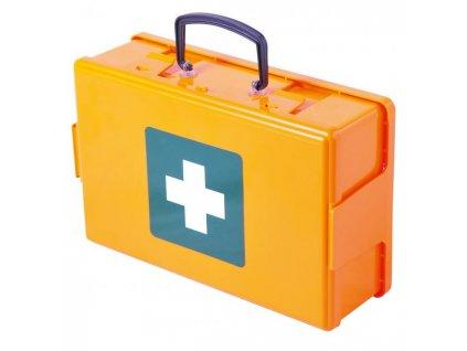 Plastový kufrík prvej pomoci bez náplne malý
