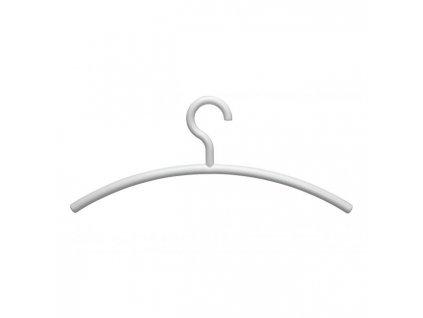 Vešiaky MAUL akrylové 5ks biele