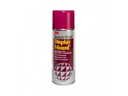 Lepidlo v spreji 3M Display Mount 400 ml