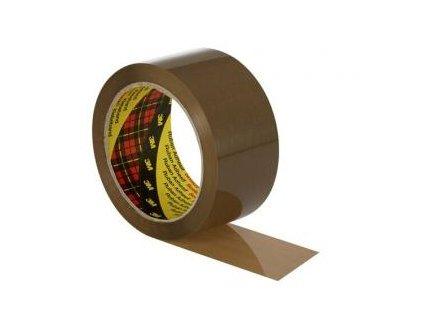 Baliaca páska Scotch 50mm x 66m hnedá