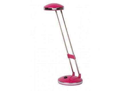Lampa stolná Office Products ružová