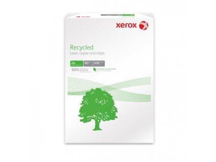 Kopírovací papier Xerox Recycled A4, 80g CIE 55