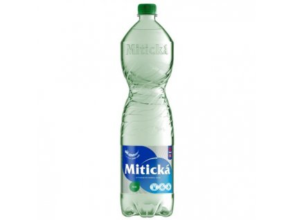 Minerálna voda Mitická tichá 6x1,5l