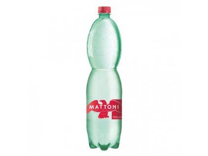Minerálna voda MATTONI sýtená 6x1,5l