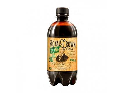 Royal Crown Cola 0,5l PET Slim