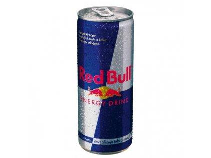 Red Bull plechovka 0,25l