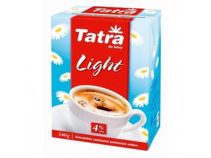 Zahustené mlieko Tatra Light 4% 340g