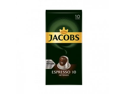 Kapsule JACOBS Espresso 10