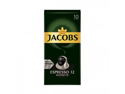 Kapsule JACOBS Espresso 12