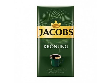 Káva JACOBS Kronung mletá 250g