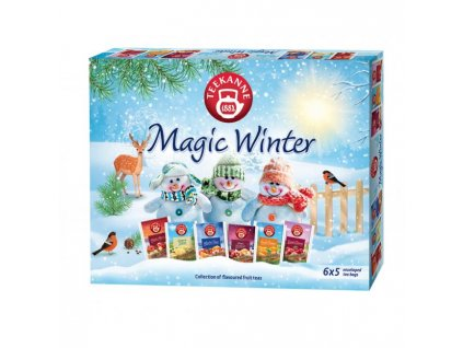Kolekcia čajov TEEKANNE Magic Winter 68,75g
