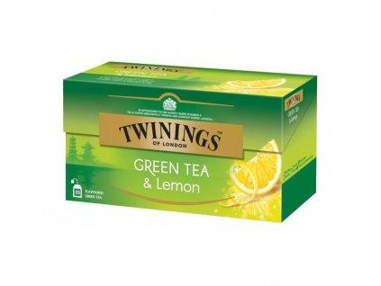 Čaj Twinings zelený & Lemon 50g